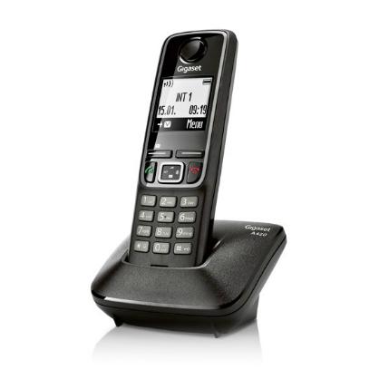 Telefon Gigaset A420 Black